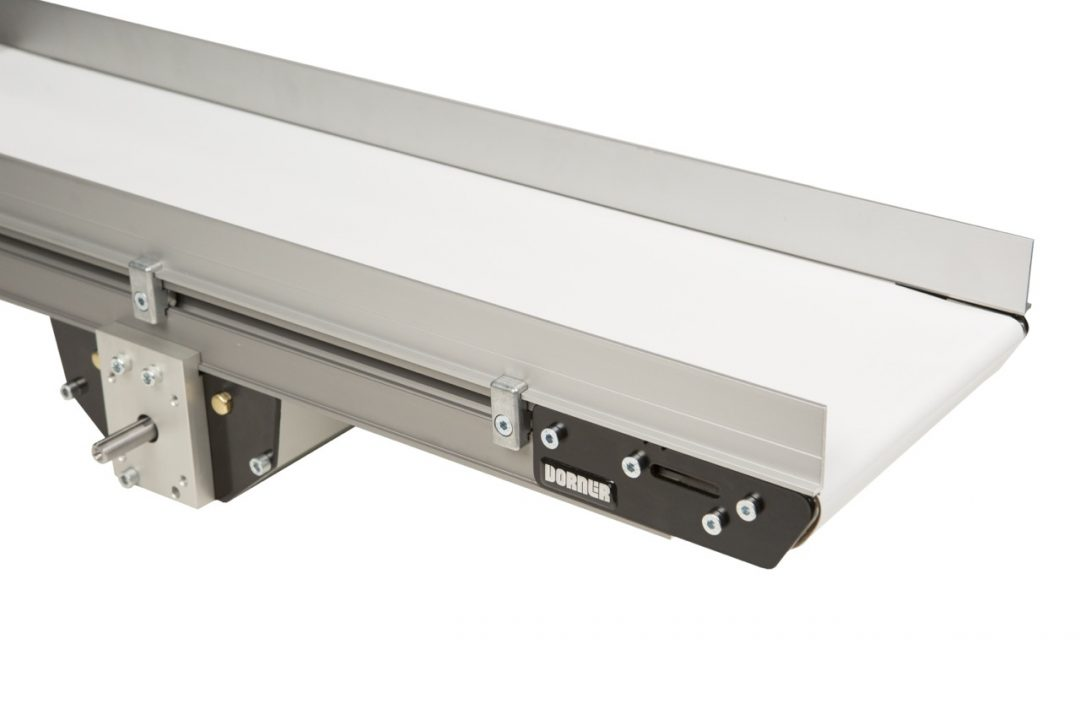 2200 Series low profile belt conveyor Universal T-slot