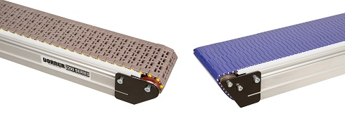 2200 Series Modular Belt Conveyor with additional belt options
