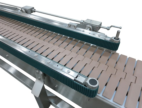 Squeezing Effect Belt Conveyor