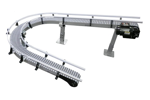 SmartFlex Helical Curve Conveyor