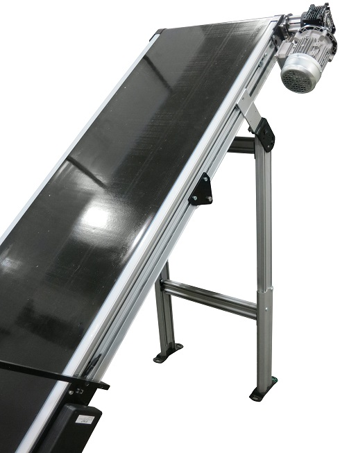 SmartGrip conveyor with electroadhesion